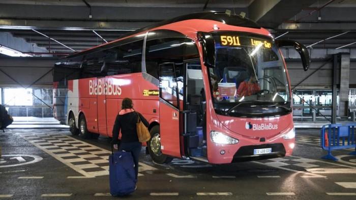 BlaBlaCar  запустить в Україні автобуси