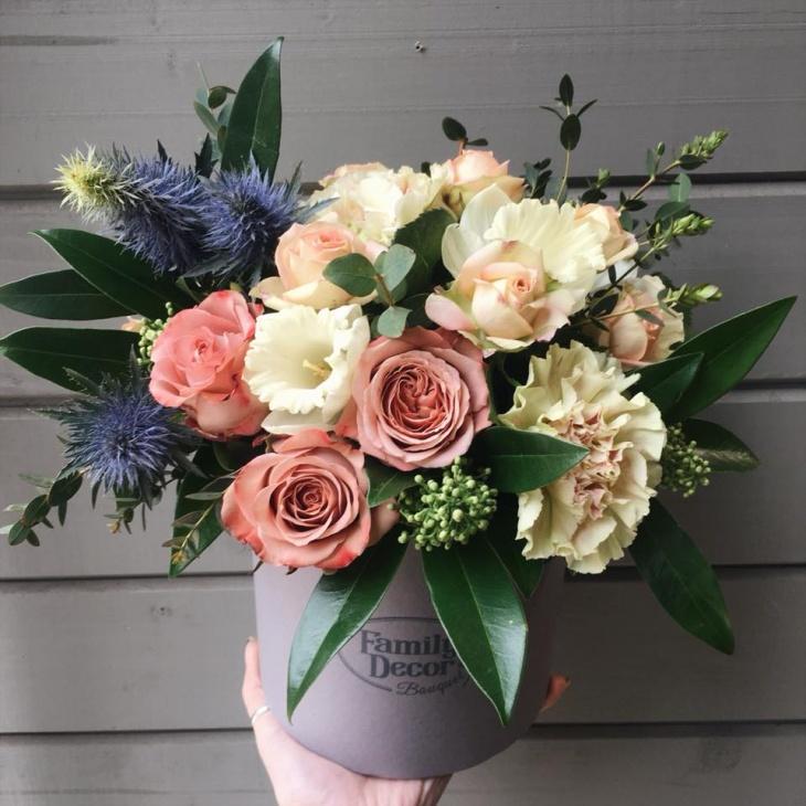 Широкий вибір товарів для флористів