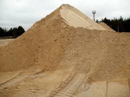Пісок. Доставка