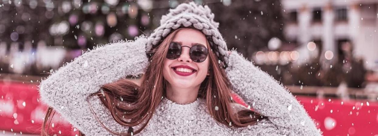3 вітамінні маски, що захистять волосся в холодну пору
