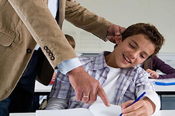 Конфлікт дитини з учителем що робити?