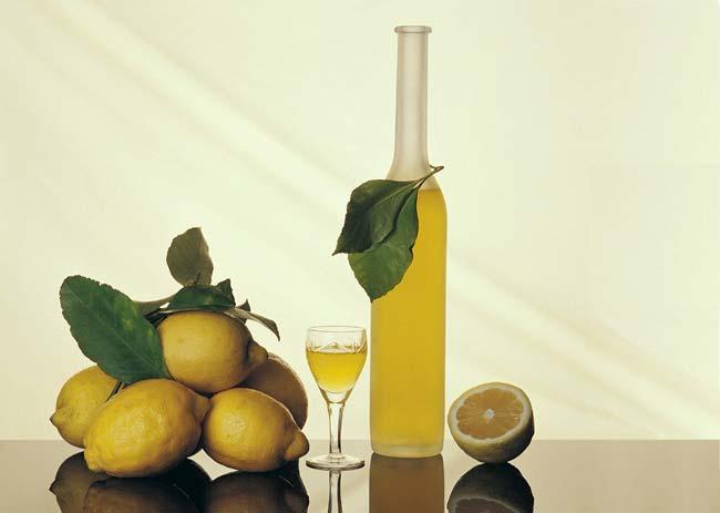 Рецепт лимонної горілки