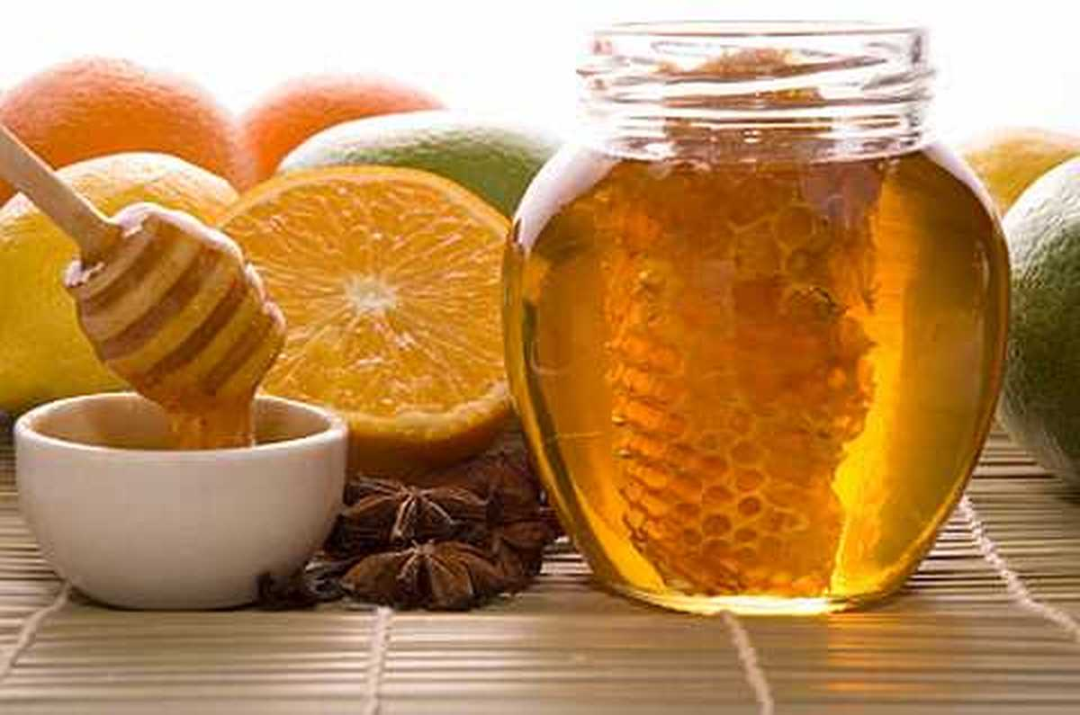 Переваги меду