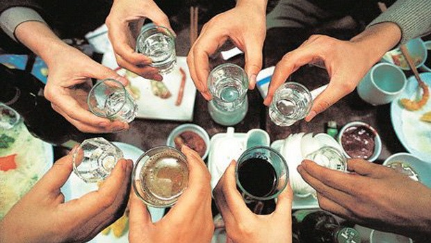 Як пити і не п'яніти?