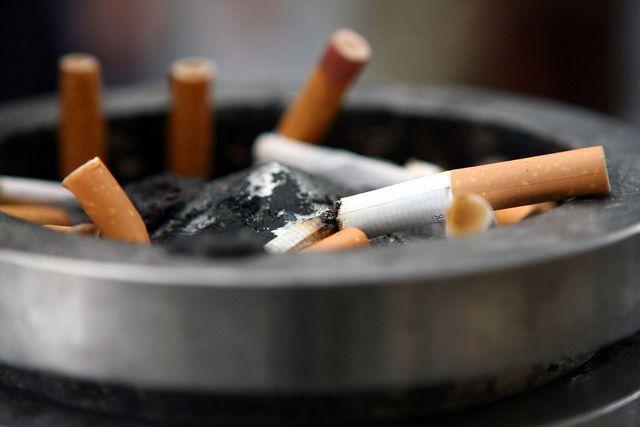 Як очистити організм від тютюнового диму?