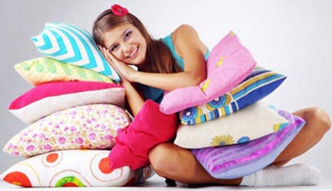 Які бувають подушки, та на що звернути увагу під час покупки