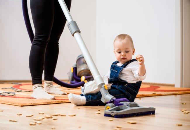 Кілька порад, як привчити дитину до охайності