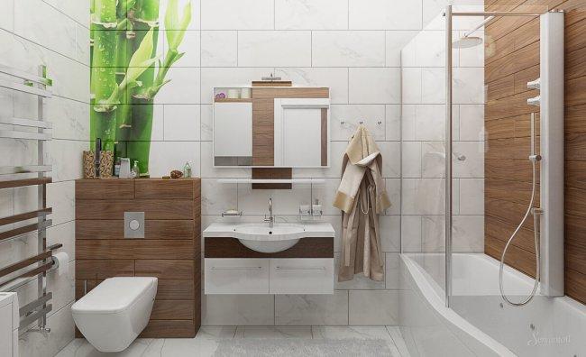 Кілька порад, як зменшити вологість у ванній кімнаті