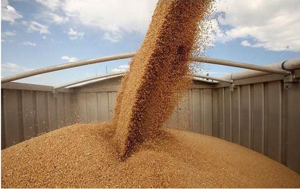 Україна перевищила рекорд з експорту зерна
