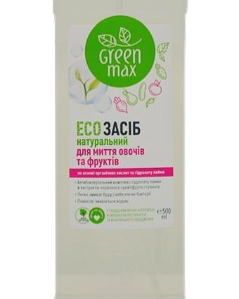 ECO-Засіб натуральний для миття овочів