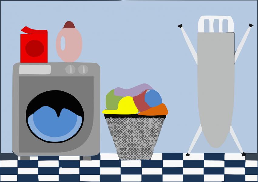 Переваги пральної машинки з сушкою