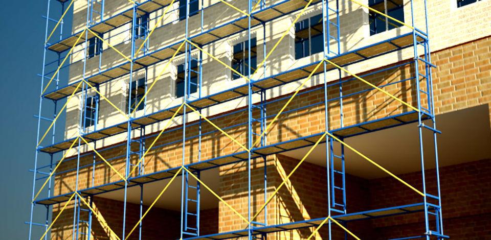 Якими бувають будівельні риштування