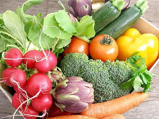 В яких овочах найбільше нітратів