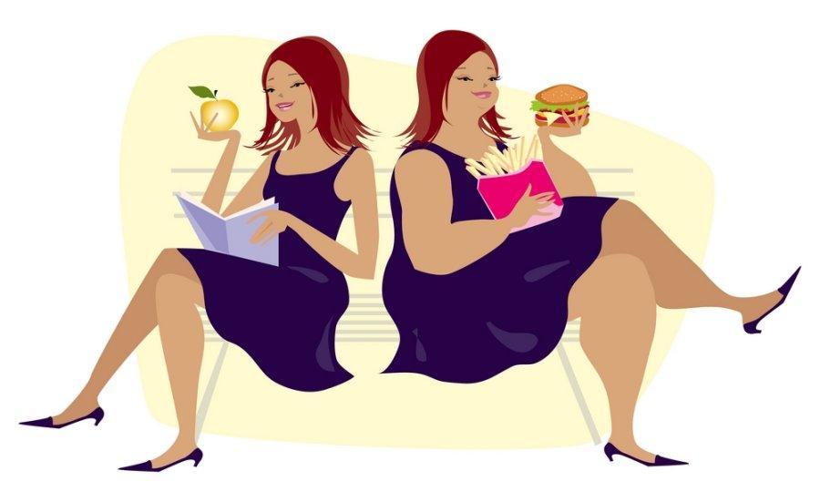 Як швидко і безпечно скинути вагу?