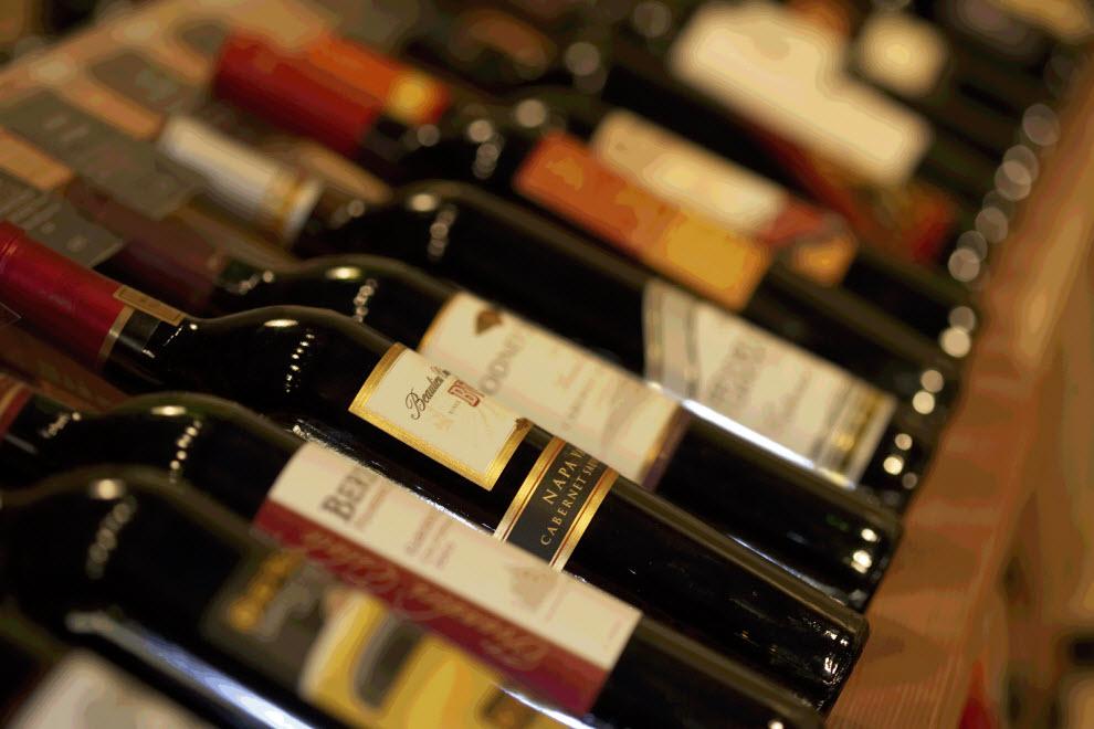 Як вибрати вино в магазині