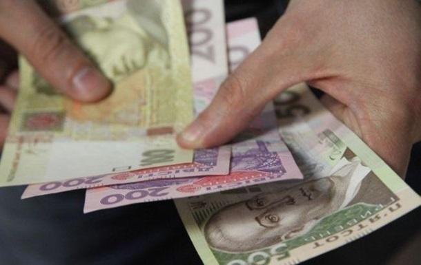 Чверть українців заробляє менше 6 тис грн
