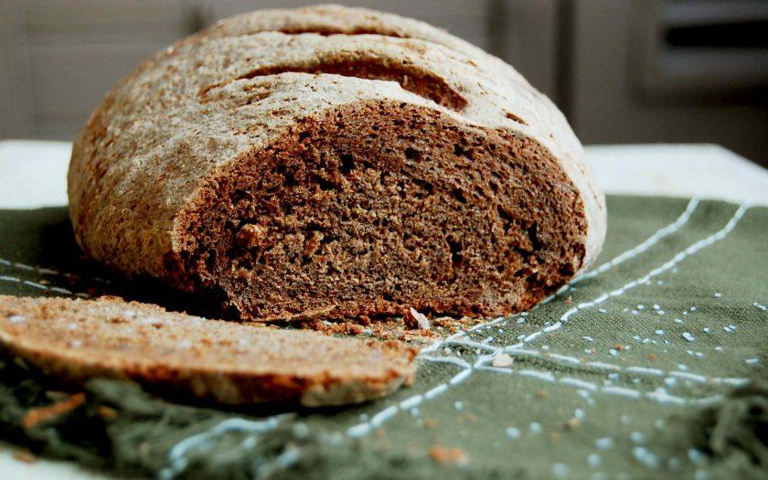 Хліб у духовці. РЕЦЕПТ