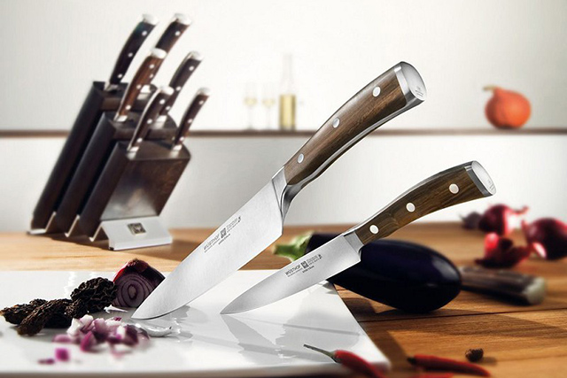 Щоби ніж служив вам довше. Як доглядати за кухонними ножами