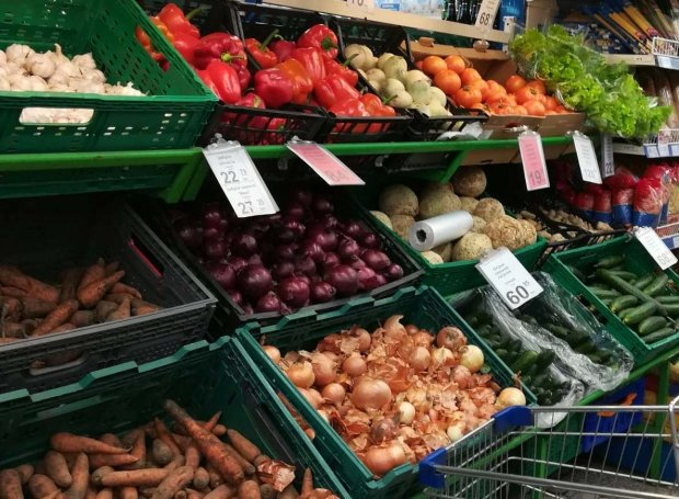 Ціни на овочі: цибуля подешевшає, а від картоплі доведеться відмовитися