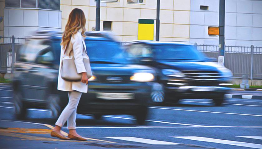 В Україні набули чинності штрафи для пішоходів: що світить порушникам ПДР