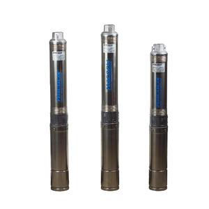Скважинные электронасосы Насосы плюс оборудование 100SWS2-45-0,37
