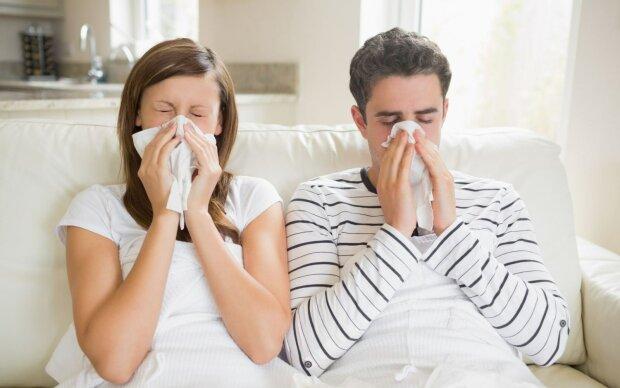 Алергія, грип або коронавірус – як відрізнити хворобу, симптоми