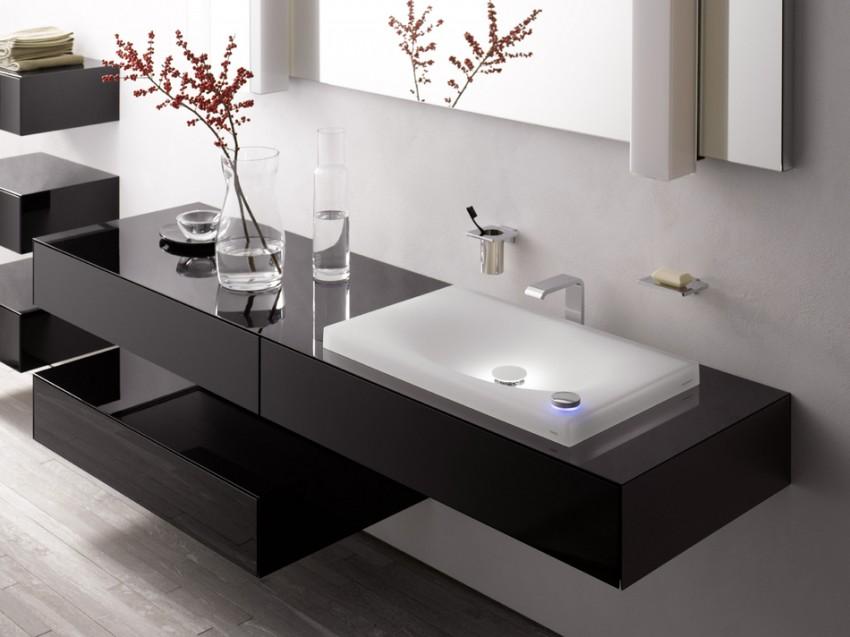 Умивальник для ванної: як поєднати комфорт і стиль