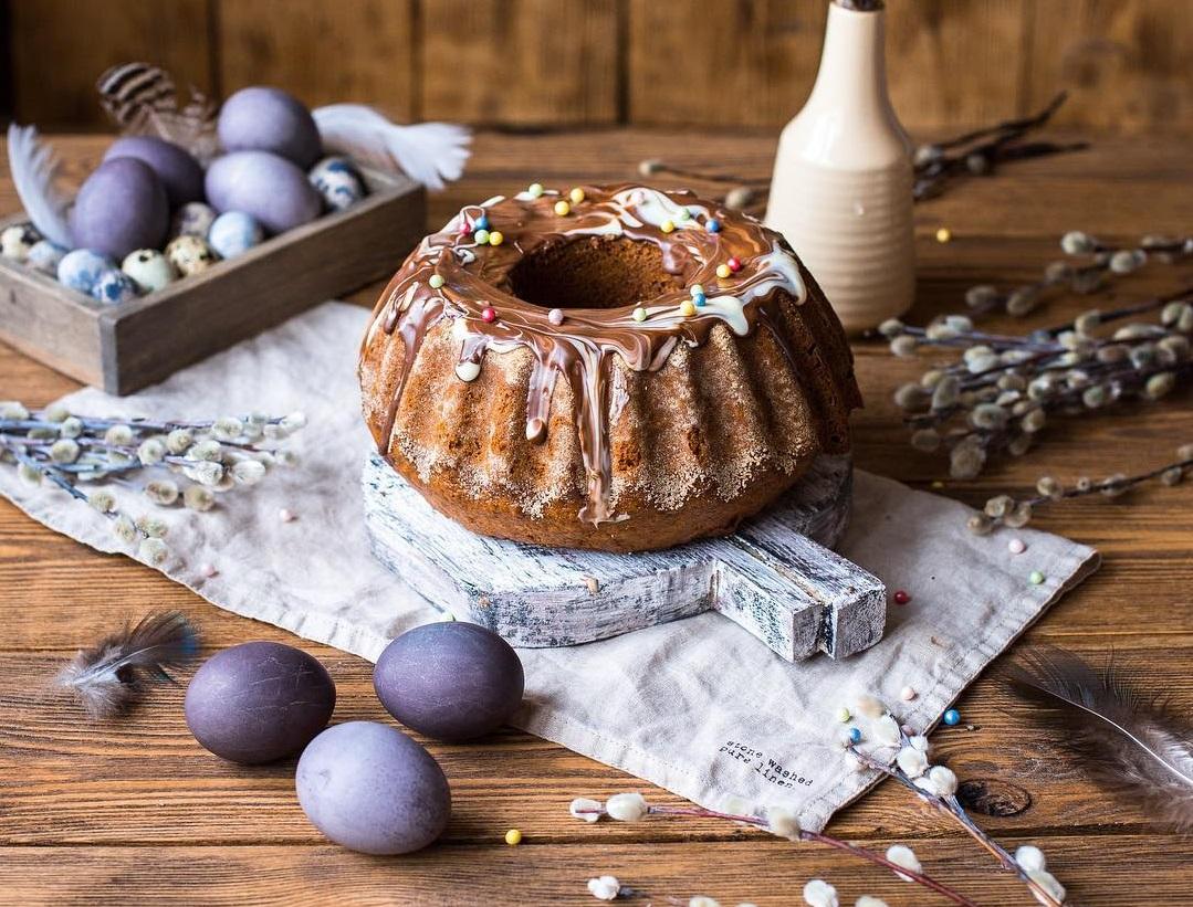Великодній кекс з морквою – оригінальний рецепт святкової випічки