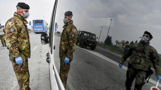 Військові виходять на вулиці України – тепер дотримуватися карантину зобов'язані всі