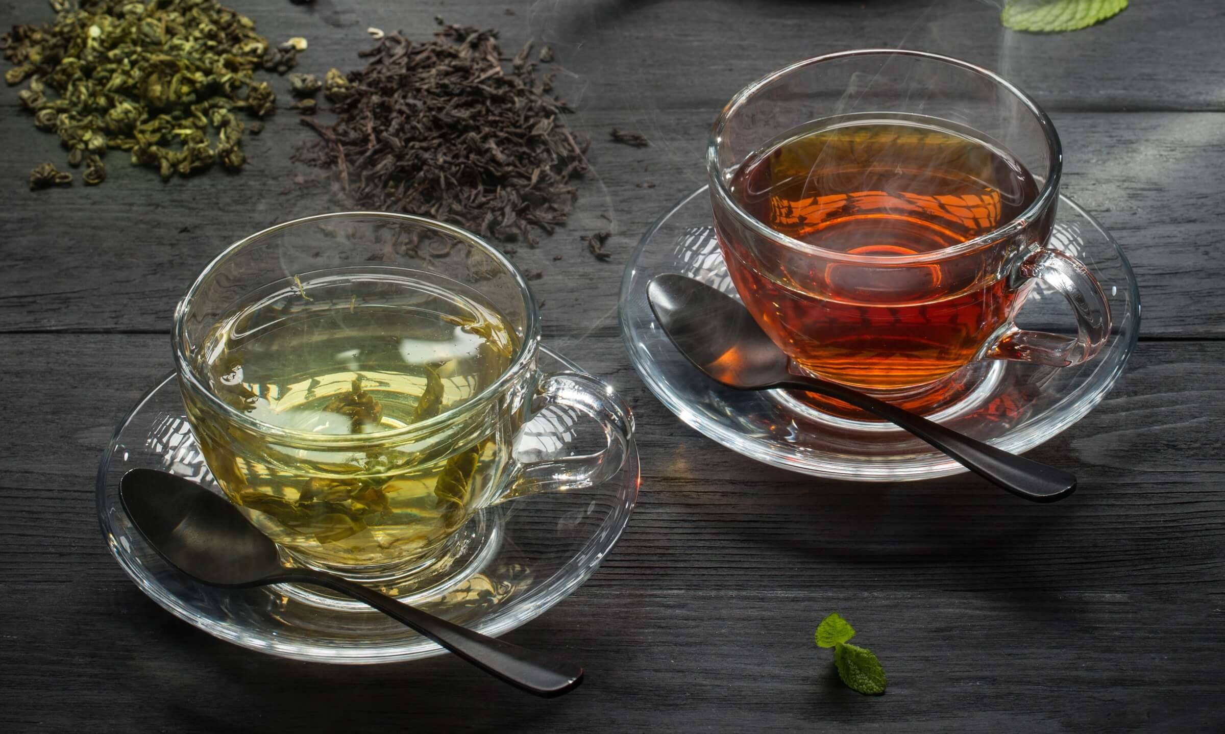 Як вибирати чай. Колір, зовнішній вигляд, упакування