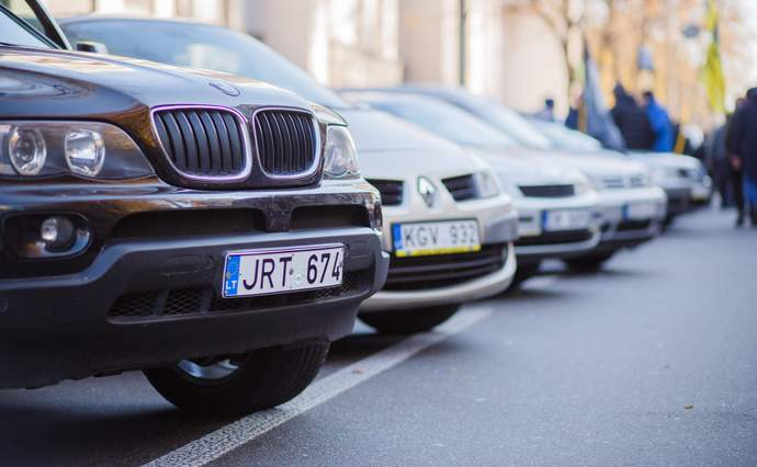 Євробляхи заполонили авторинок України: найпопулярніші за місяць